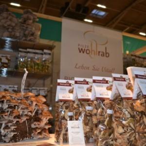 Die Produkte, die wir auf der Food & Life 2011 vorgestellt haben.