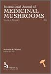 International Journal of Medicinla Mushrooms