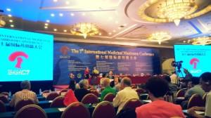 Konferenz in Beijing