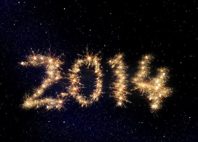 Frohes neues Jahr! Vitalpilze 2014!