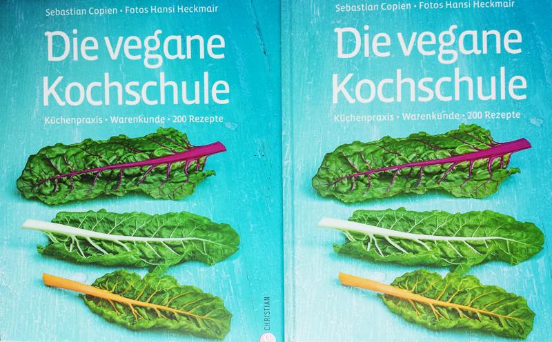 in der veganen Küche.