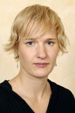 Britta Engert arbeitet mit der Mykotherapie