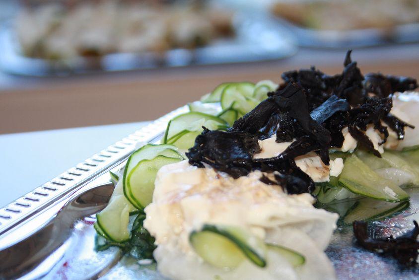 Gurken-Rettich-Salat