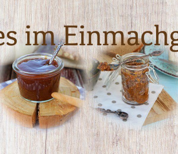 """Im Herbst ist """"EINMACHZEIT"""" – mit Vitalpilzen und Trockenpilzen"""