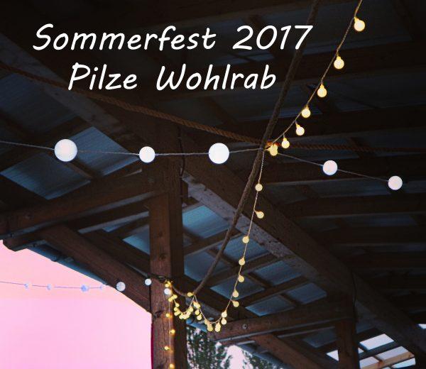 Sommerfest 2017 bei Pilze Wohlrab