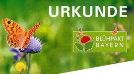 Blühender Betrieb Auszeichnung für Pilze Wohlrab