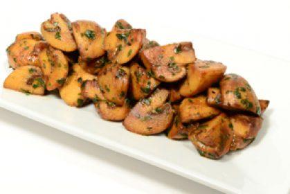 Champignon-Balsamico-Salat