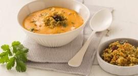 Karotten-Ingwer Suppe mit EXOTIC CRAMBLE©