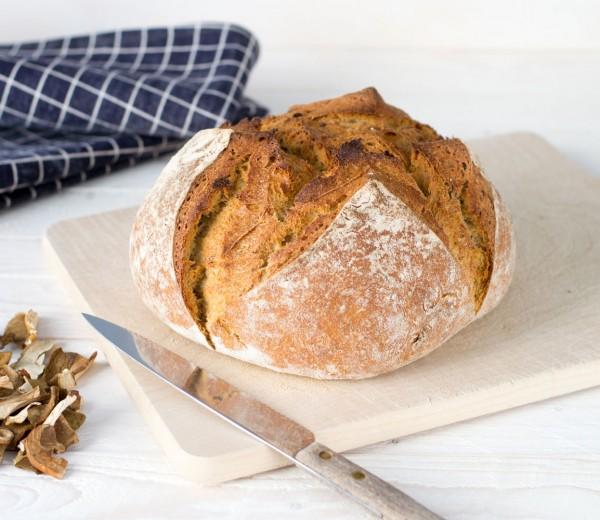 Steinpilz-Brot